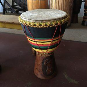 gdzie używa się djembe